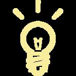 豆電球の無料アイコン素材 8-min